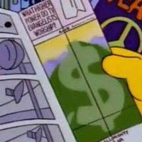 """En 1996, los evangélicos adoraban al """"Dios Dólar"""". Foto:vía FOX"""