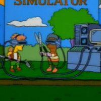 En 1998, los chicos jugaban con un simulador de jardín. Foto:vía FOX