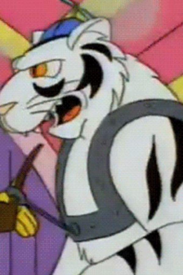 En 1993, un tigre de Siegfried y Roy los atacó en plena función. Foto:vía FOX