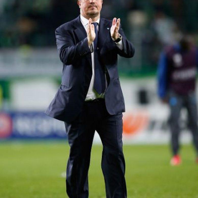 También dirigió al Liverpool y al Chelsea en la Premier League. Foto:Getty Images