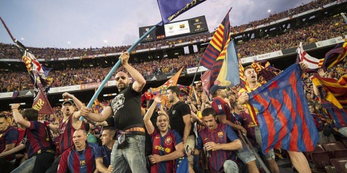 Barcelona alcanzó el