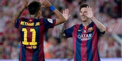 Jugadores del Barça expresan su felicidad en Instagram y Twitter