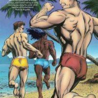 """Cíclope, de los """"X-Men"""". Foto:vía Marvel"""