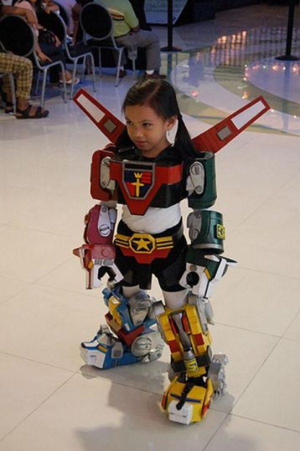 Una esplendorosa Transformer. Foto:vía TheHunterslair.com