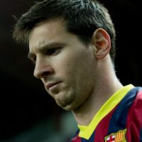 Pero su Barcelona no pudo coronarse en Liga, Copa o Champions. Foto:Getty Images