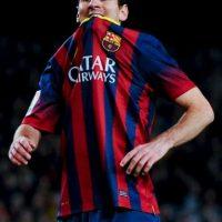 En La Liga de España marcó 28 goles en 31 partidos. Foto:Getty Images