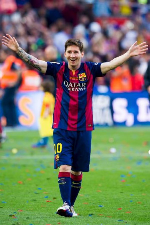 Sin duda, el fútbol recuperó la mejor versión de Leo Messi. Foto:Getty Images