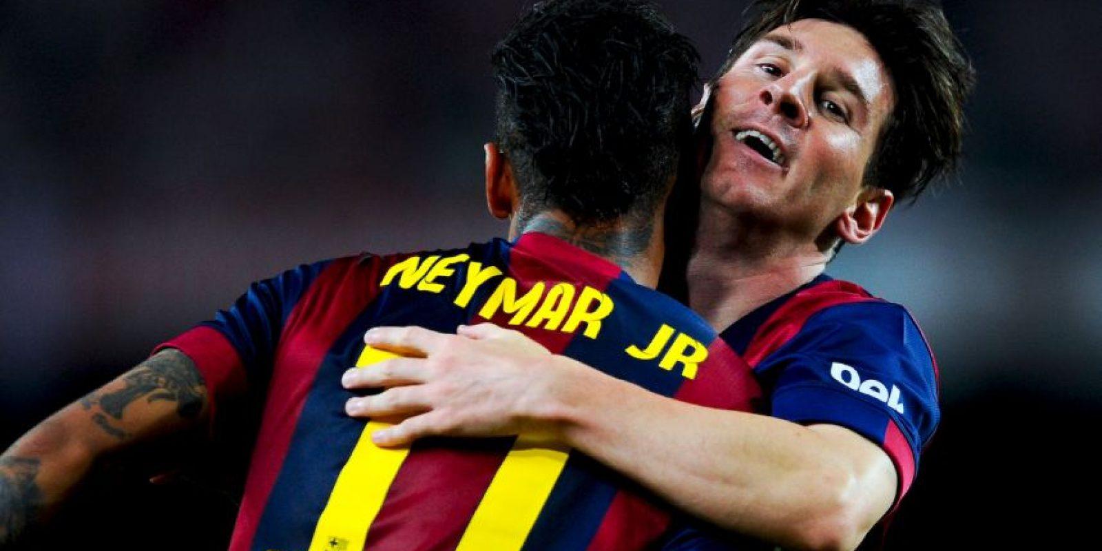 Lleva un total de 58 tantos en todas las competiciones, lo que le da un promedio goleador de 1.04. Foto:Getty Images