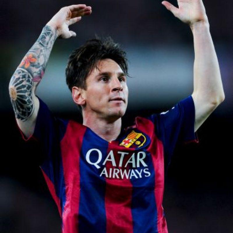 Pero su marca podría aumentar si anota en la final de Champions League. Foto:Getty Images