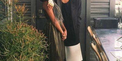FOTOS: Jaden Smith va a baile de graduación con un vestido puesto