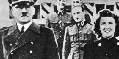 Adolfo Hitler: antes de la Segunda Guerra Mundial, era el nombre de moda. Por obvias razones fue vetado, así como el de su esposa, Eva Brown. Foto:vía Getty Images