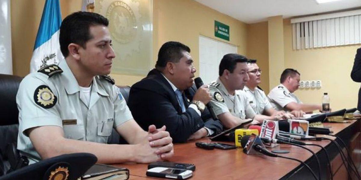 Grupo especial de la Policía a la