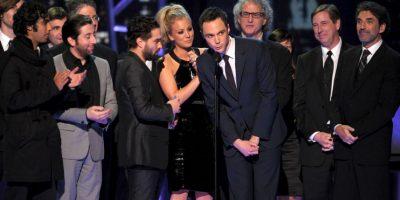 """7. Jim Parsons en verdad realiza algunas de las acciones de Sheldon, como tocar el """"teremin"""" Foto:Getty Images"""