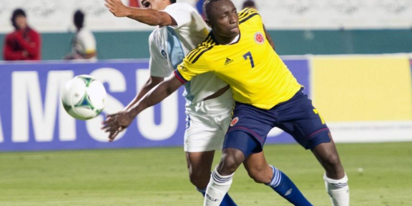 Padilla, Chinchilla y Del Águila se unieron este martes a las prácticas del equipo nacional. Foto:Publinews
