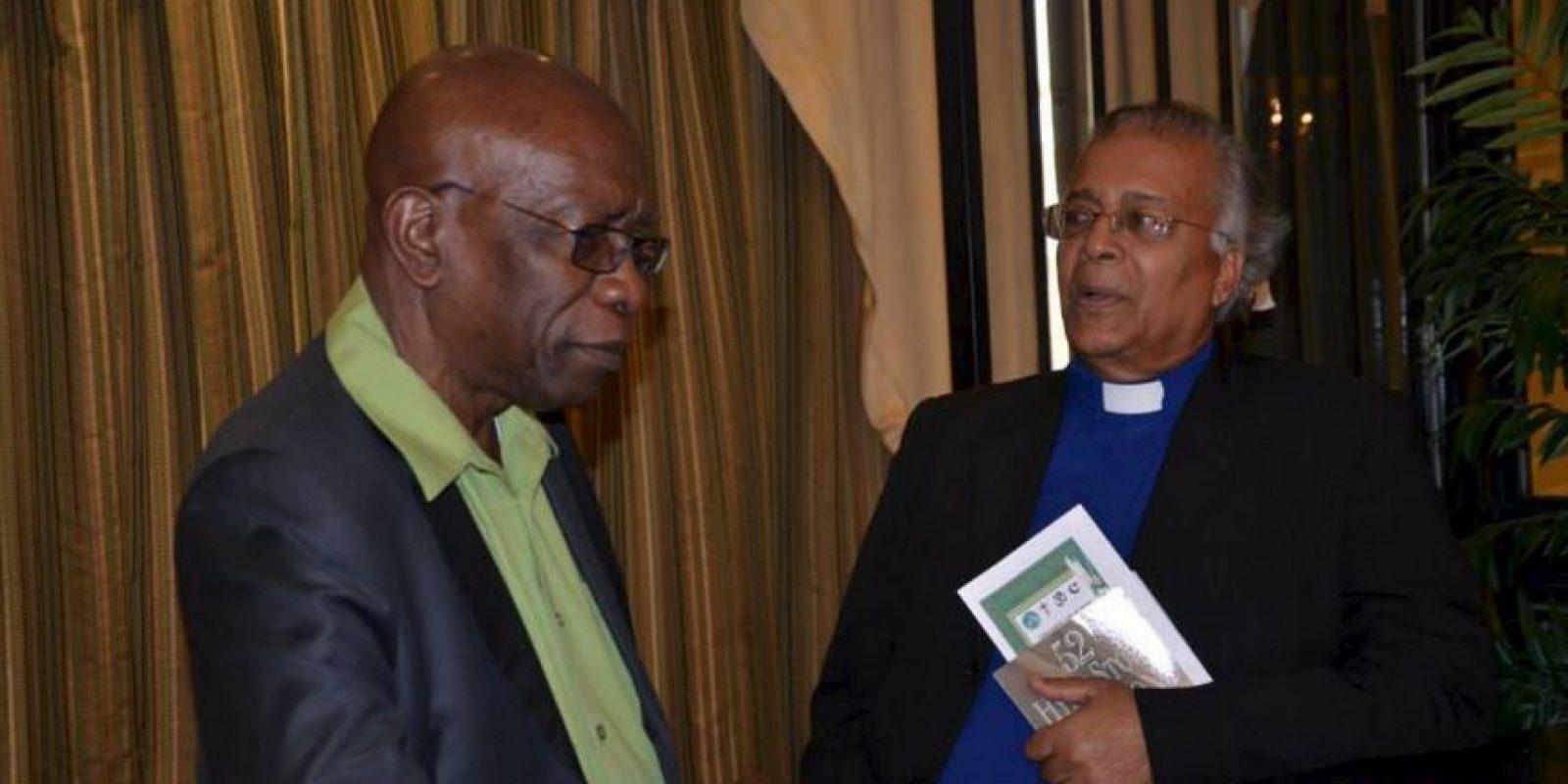 Tiene 72 años Foto:Facebook: Jack Warner (Official Page)