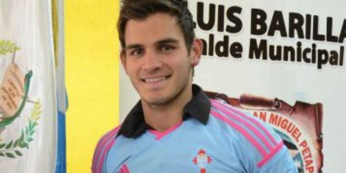 Jorge Baldizón recibe llamado a la Selección Sub-23