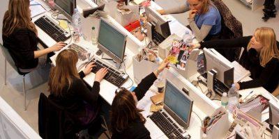 """Si son trabajadores: """"Coméntenlo con sus jefes"""" Foto:Getty Images"""