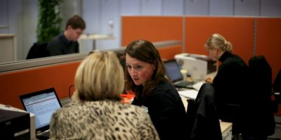 """Si son jefes: """"Hablenlo con sus trabajadores"""" Foto:Getty Images"""