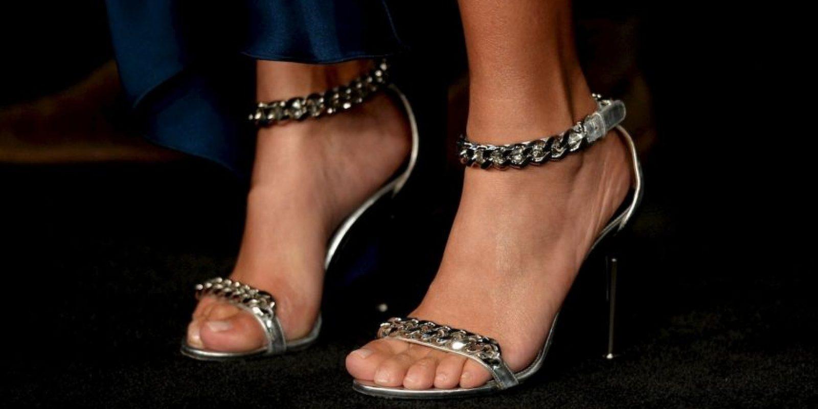 Sus pies pasarán de ser delgados Foto:Getty Images