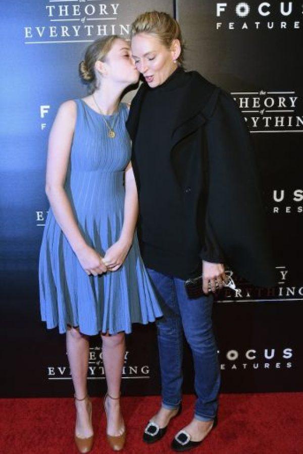 Su rostro es familiar para los paparazzi debido a que acostumbra salir de compras con su madre Foto:Getty Images