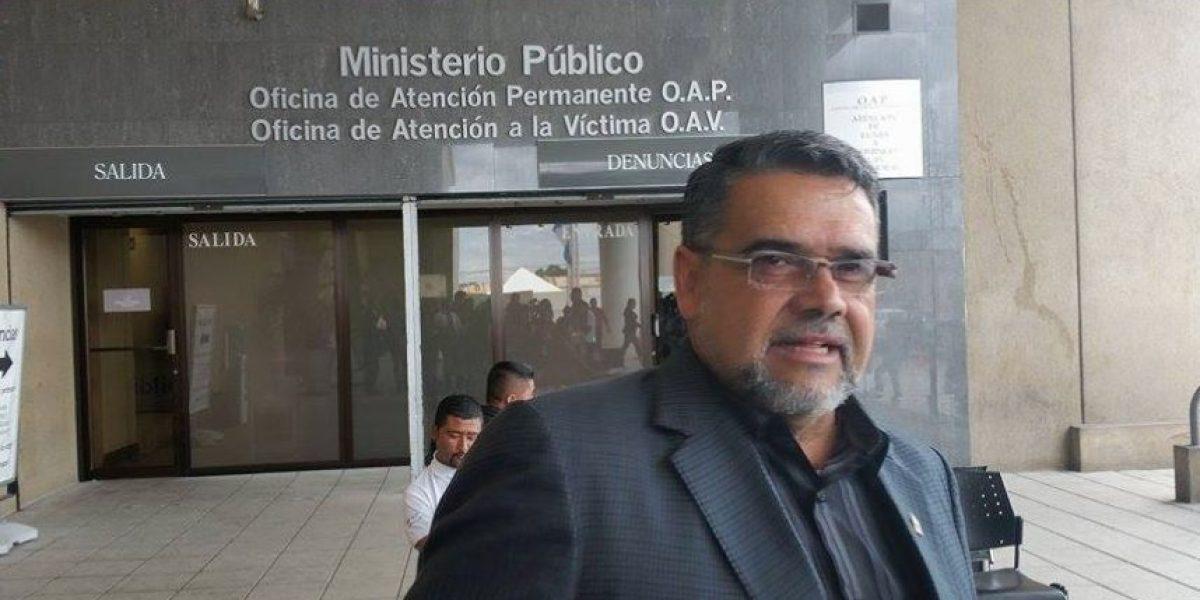 Líder denuncia a Sandra Torres por difamación