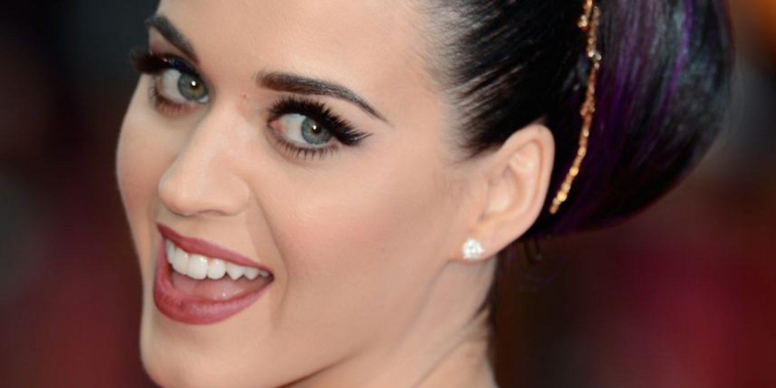Katy es una cantante estadounidense de 30 años de edad que tiene el récord, junto a Björk, de más nominaciones a los premios Grammy sin haberlo ganado (13 en total). Foto:Getty Images
