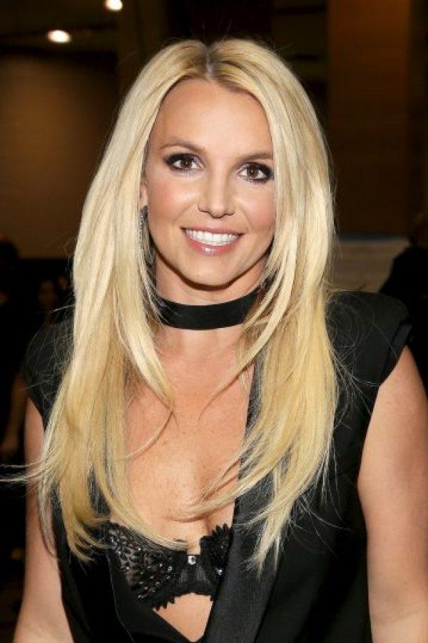 9) Britney Spears @britneyspears – Más de 42 millones de seguidores. Foto:Getty Images