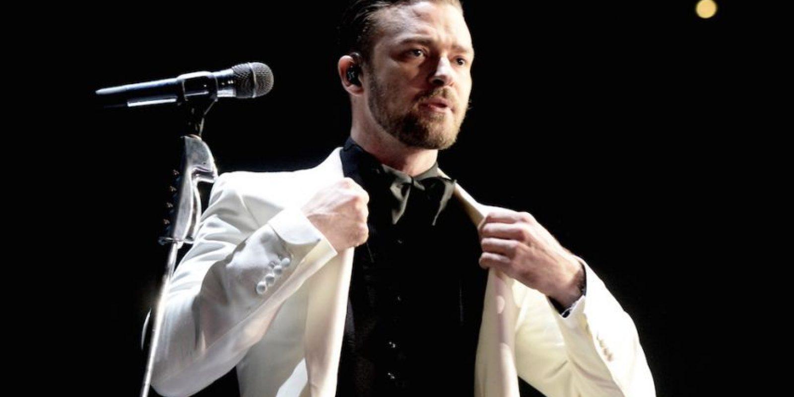7) Justin Timberlake @jtimberlake – Más de 48 millones 855 mil seguidores. Foto:Getty Images