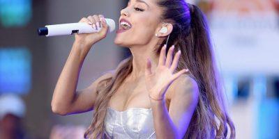 Con dos álbumes de estudio, la cantante y actriz estadounidense Ariana Grande de 21 años de edad ha ganado en cinco ocasiones los Kids Choice Awards. Foto:Getty Images
