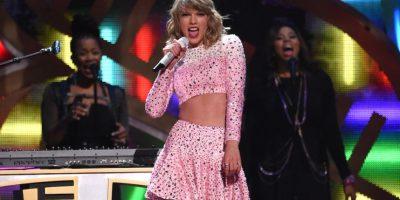 """La cantautora estadounidense Taylor Swift, de 25 años de edad, promociona actualmente """"1989"""", su quinto trabajo discográfico. Foto:Getty Images"""
