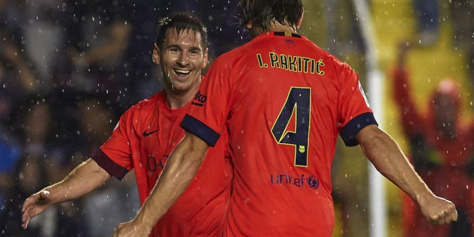 También conquistaron la Copa del Rey Foto:Getty Images