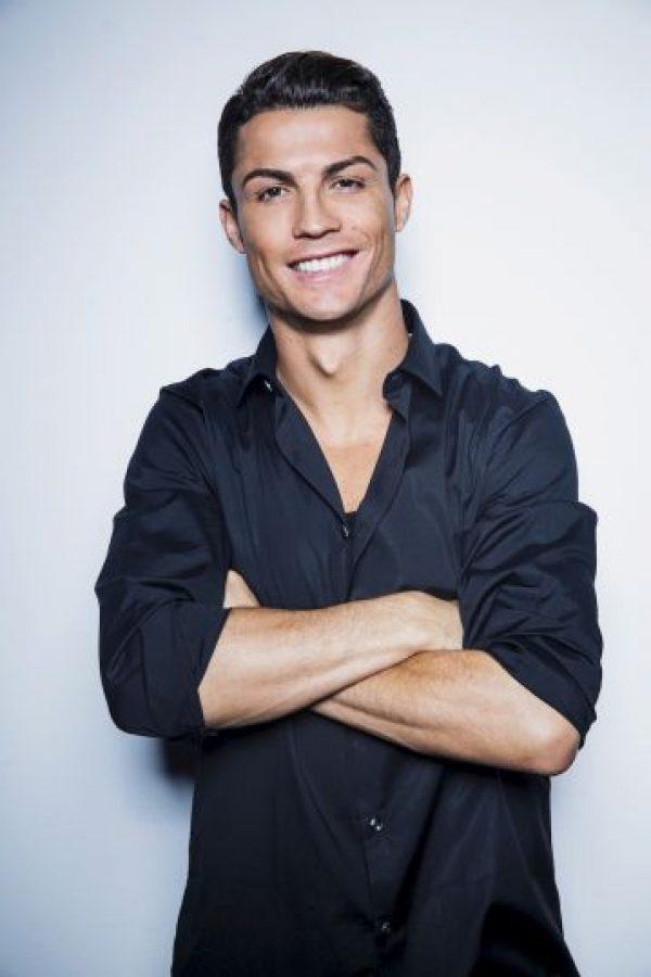 10) Cristiano Ronaldo @cristiano – Más de 35 millones 891 mil seguidores. Foto:Getty Images