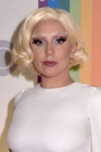5) Lady Gaga @ladygaga – Más de 47 millones 167 mil seguidores. Foto:Getty Images
