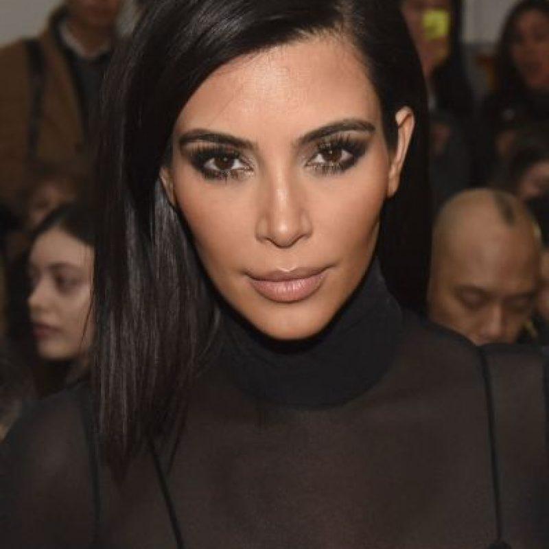 12) Kim Kardashian West @KimKardashian – Más de 32 millones 262 mil seguidores. Foto:Getty Images