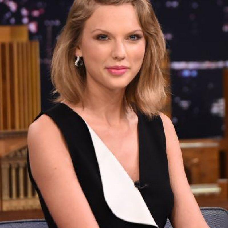 4) Taylor Swift @taylorswift13 – Más de 58 millones 340 mil seguidores. Foto:Getty Images