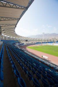 Estadio Regional Calvo y Bascuñán de Antofagasta Foto:Getty Images