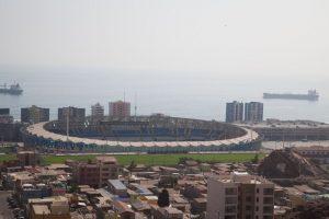 Estadio Regional Calvo y Bascuñán de Antofagasta Foto:www.ca2015.com
