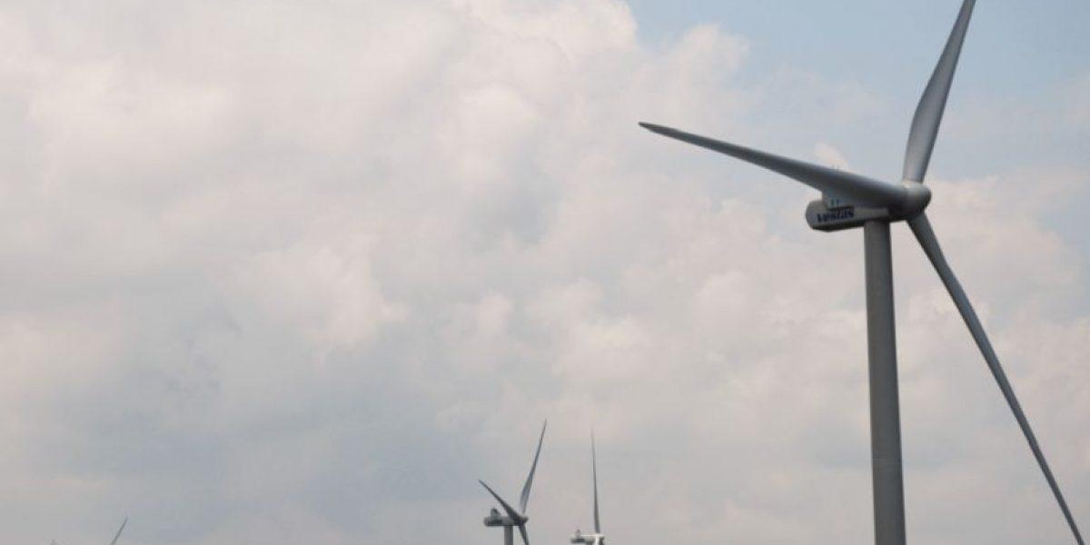 Primer parque eólico en el país aporta 52.8 megavatios