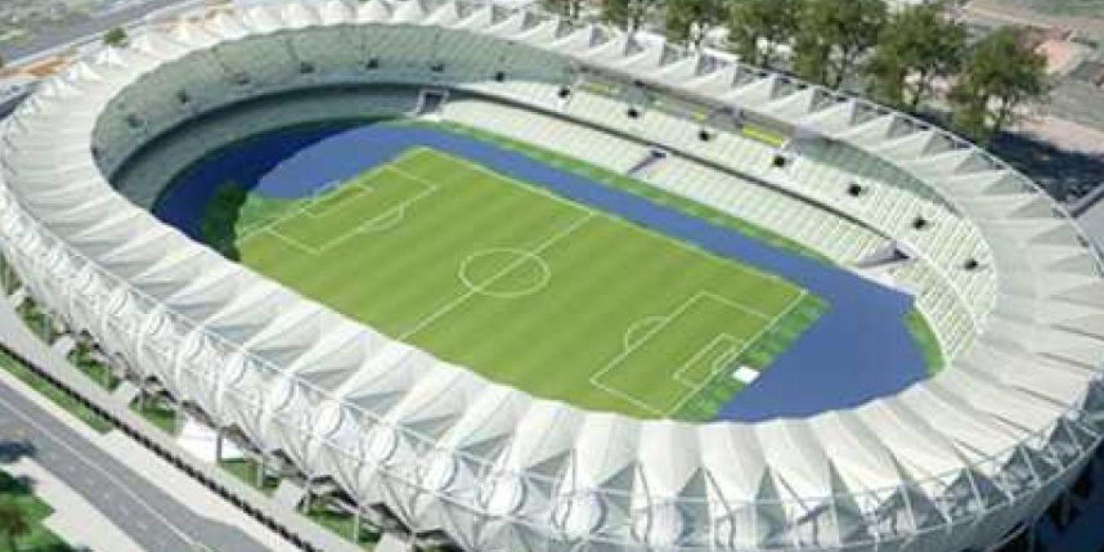 Estadio Ester Roa de Concepción Foto:www.ca2015.com