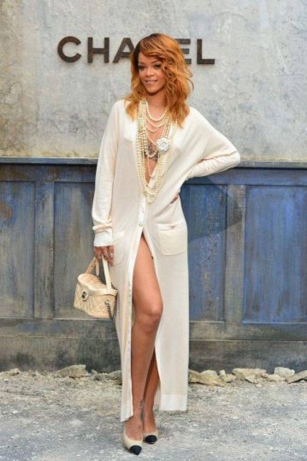 """La cantante prefirió asistir a la fiesta de su prima que ir al """"Hot 97 Summer Jam"""" Foto:Getty Images"""