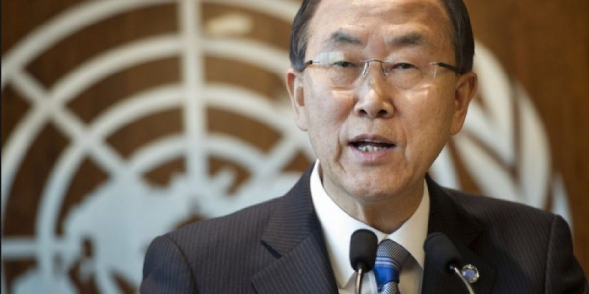 Canciller confirma que el 18 de junio se reunirá con Ban Ki-moon