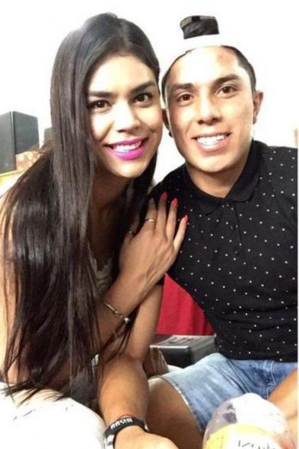 Es hermana de Carlos Salcedo Foto:Vía twitter.com/paO_salcedo