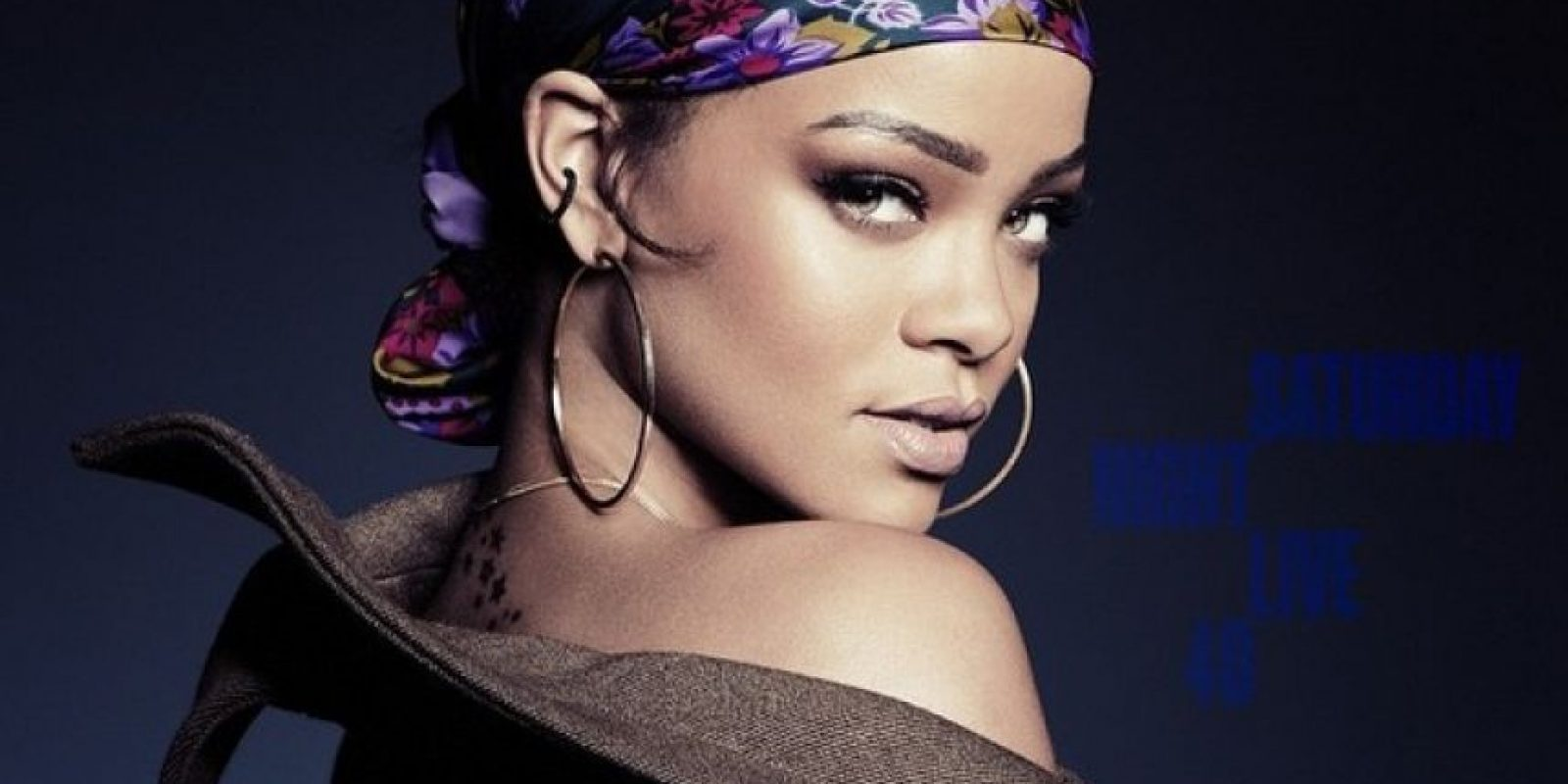 """Rihanna se disfrazó de """"Pebbles"""" para una fiesta temática. Foto:Instagram/badgalriri"""