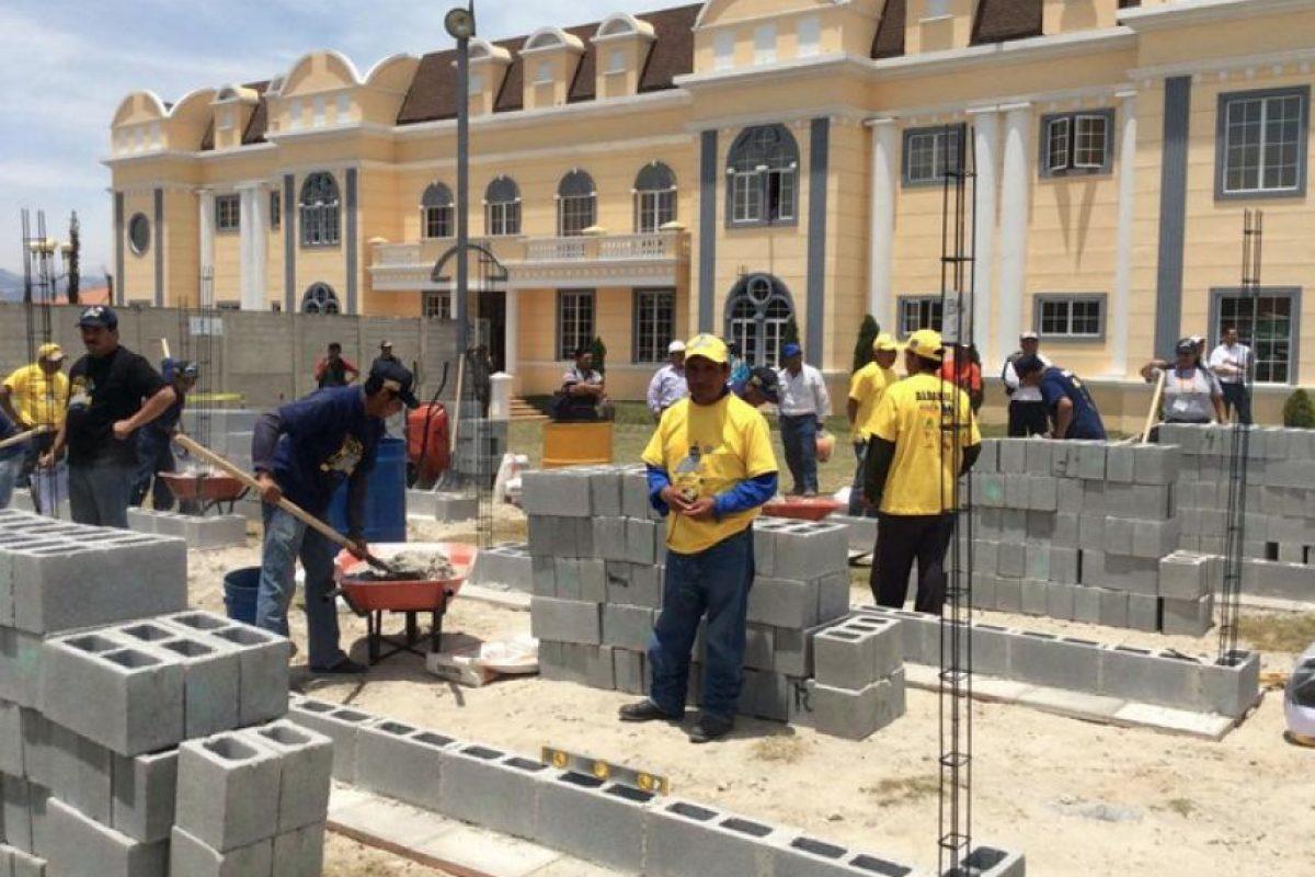 Foto:Cámara de la Construcción