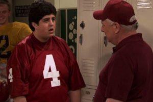 """Josh Peck interpretó a """"Josh Nichols"""", un buen estudiante, amante de los videojuegos, la magia y la cocina. Foto:IMDB"""