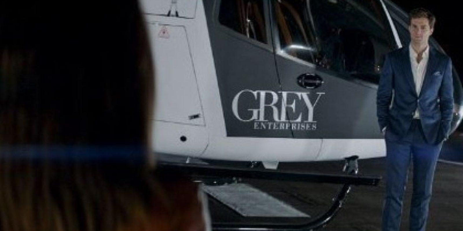 """Al contrario de lo que todo el mundo cree, E. L. James está escribiendo otro libro sobre Christian Grey, según informó la revista """"Marie Claire"""". Foto:Universal Pictures"""