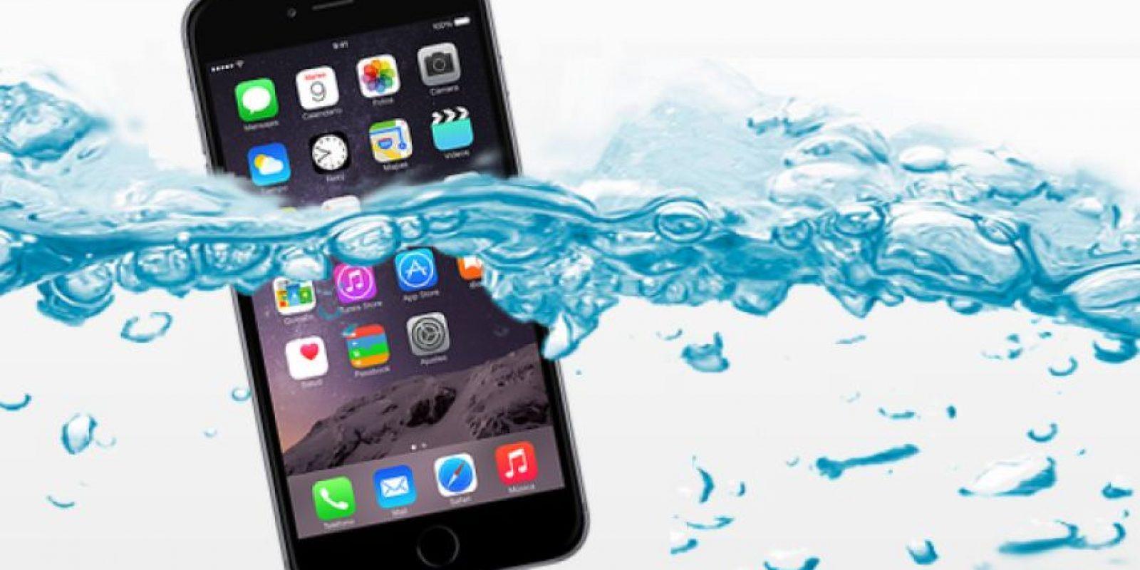 Revivan los móviles que cayeron al agua con Waterrevive Blue. Foto:waterrevive.com