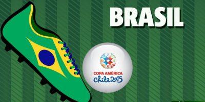 Ficha técnica de la selección de Brasil
