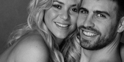 Shakira y Gerard Piqué Foto:Agencias