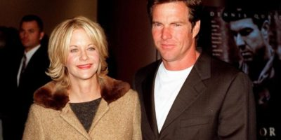 Meg Ryan y Denis Quaid Foto: Agencias